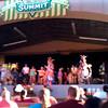 Group Native American Dancing