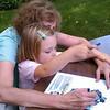 Eve and Grandma coloring