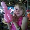 Unicorn balloon from Margaritaville