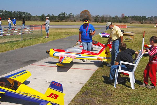 Model RC Planes