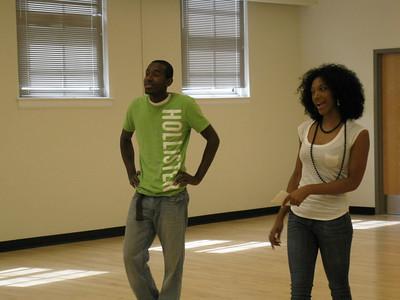 Modeling Workshop/Bonding Session 2010