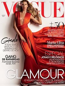 vogue magazine subscription Gisele Bündchen Vogue Magazine [Portugal] June 2015
