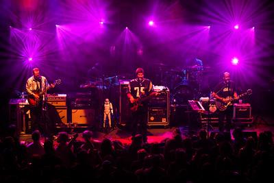 Moe kicks off a three-night Colorado run at the Fox Theatre in Boulder on Feb. 5. Photos by Josh Elioseff, heyreverb.com.