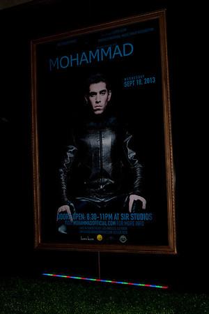 Mohammad at Sir Studios