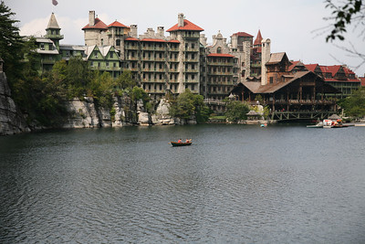 Historic Mohonk House