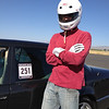 Everyone has to be The Stig.