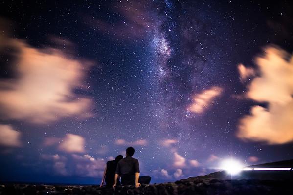 Milky Way love