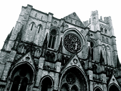 Saint John's Divine Cathedral, New York 2011