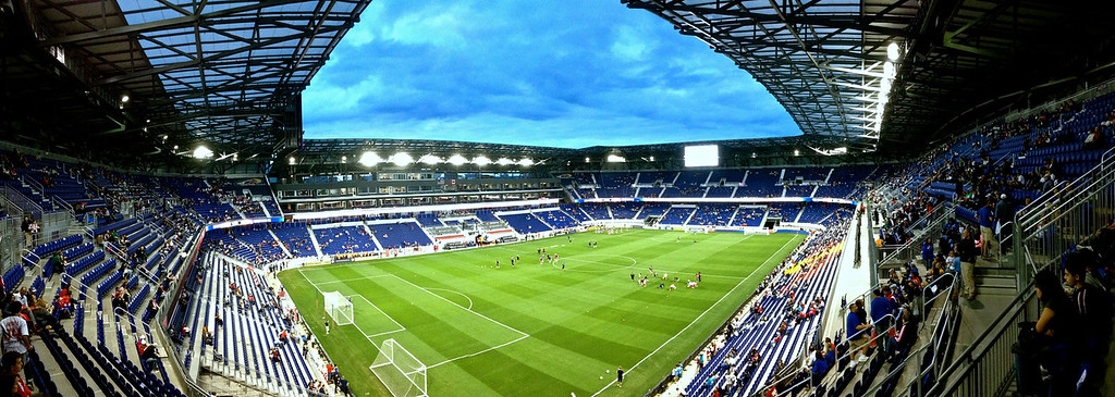Red Bulls Arena, NJ 2014