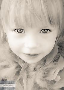 Eyes bw-