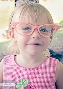 Fiona in Glasses-