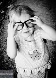 black glasses retro bw-3567