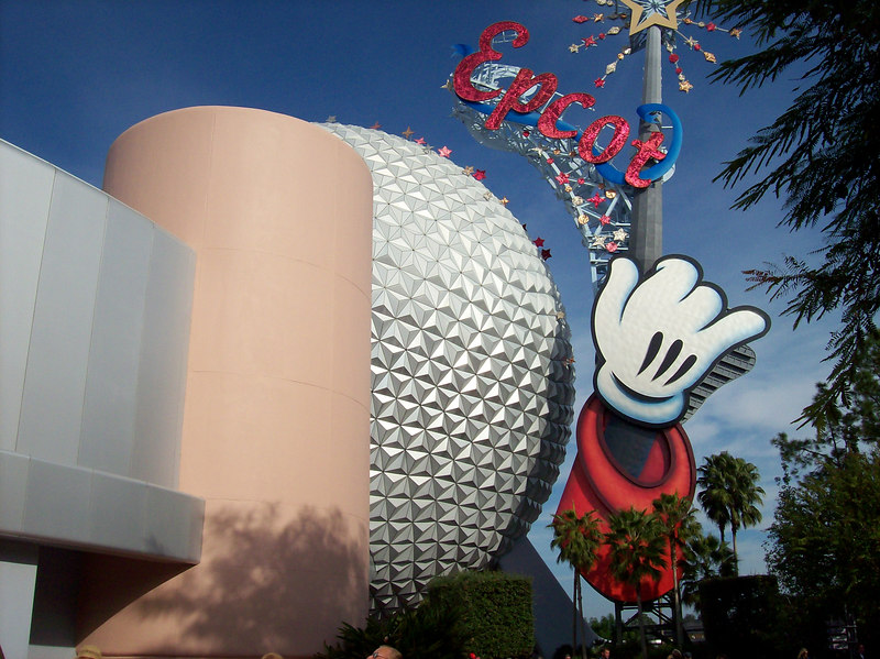 Welcome to Epcot