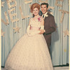 Dale with Charlotte for a senior dance. 1964