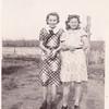 Lola Jane and Elsie Mae