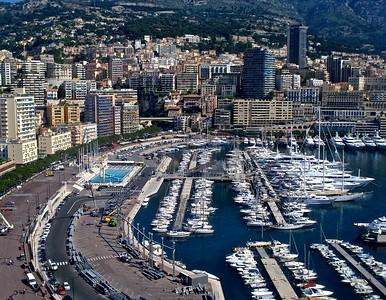 Monaco/Villefranche - Southern France