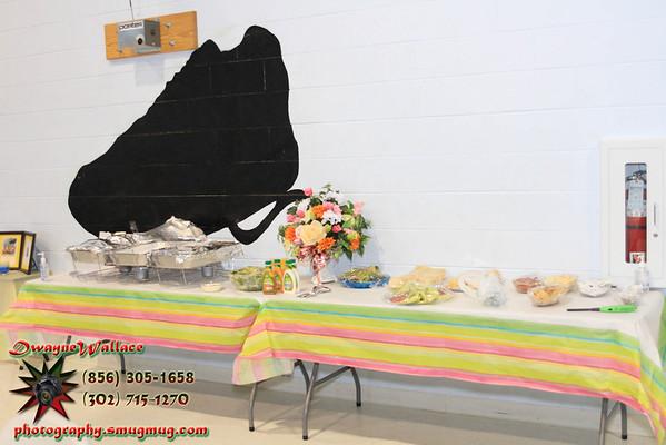 Monet Graduation Party 2013