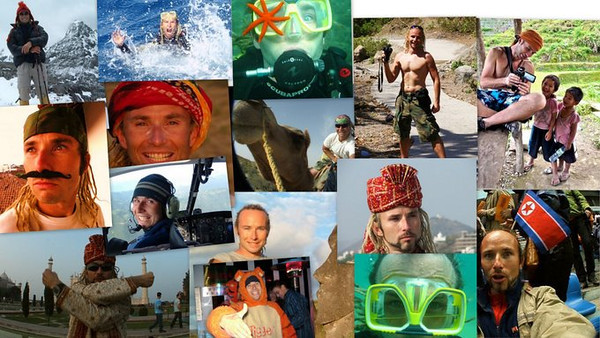 Emil Kaminksi' Monkeetime features simply 'the best' backpacking videos.
