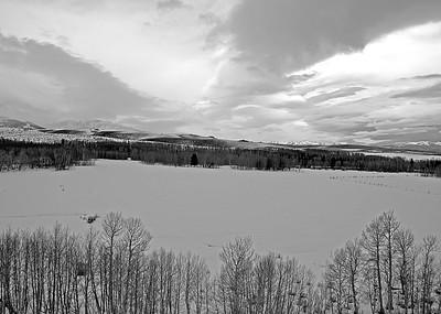 Dunderberg Plateau