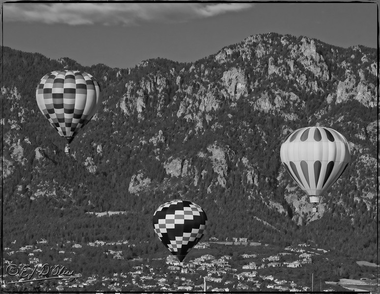 2005 Colorado Springs Hot Air Balloons