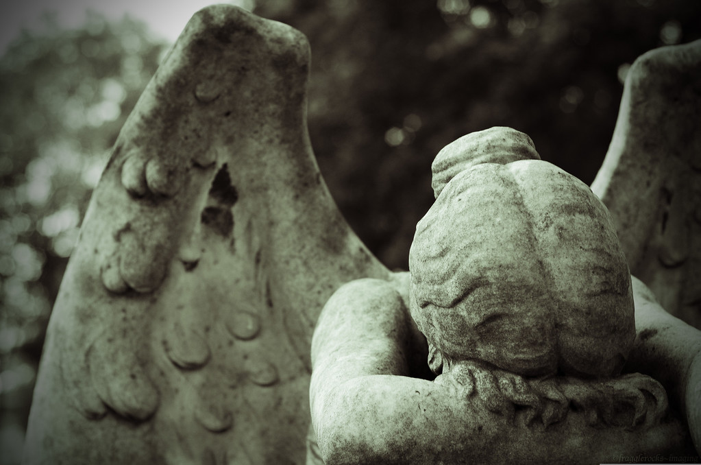 The Angel of Grief