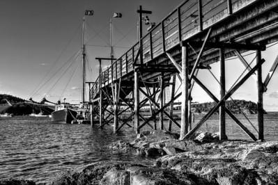 Bar Harbor Inn Pier