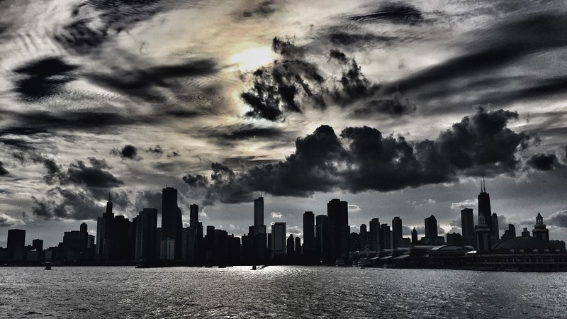 Surreal Chicago