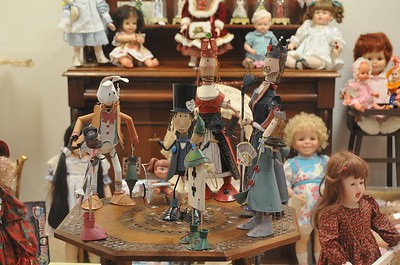 Rare doll collection supplied by local collector 3