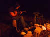 campfire fingerpicking by John