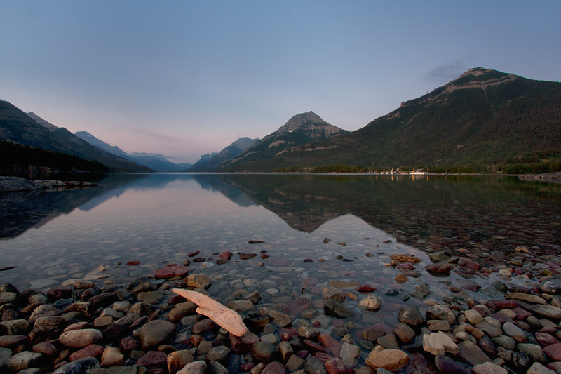 Waterton Lake 1
