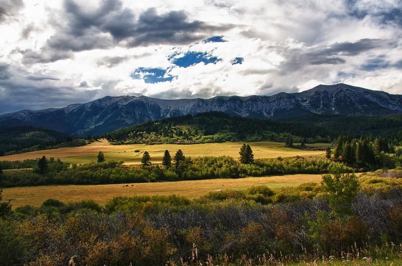 Bridger mountains, Bozeman, Mt