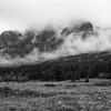 Many Glacier Fog #2