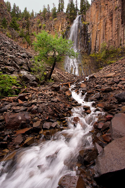 Pallisades Falls, Bozeman