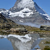 Matterhorn and its Reflection