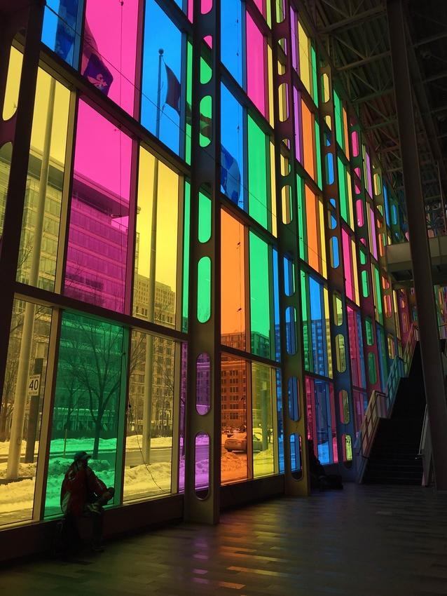 palais de congres Montreal