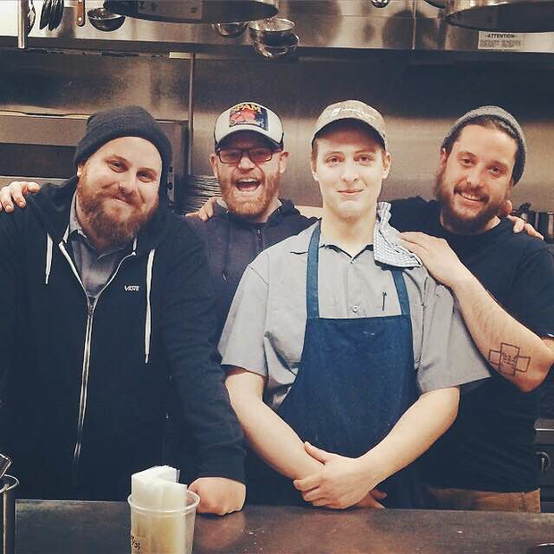 Montreal chefs