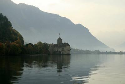 Montreux - Chillon, Switzerland