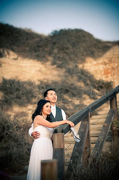 Lori & Huy Engagement