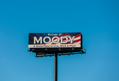 Moody Sign