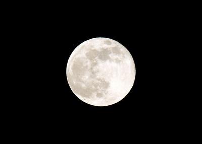 Moon December 12, 2008