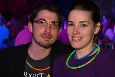 Ryan Gregory, Rebecca Wesley