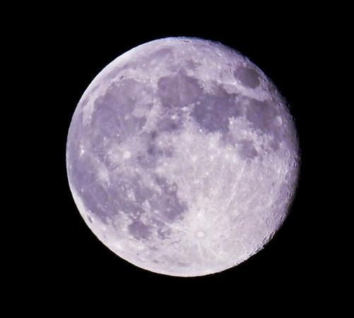 July 4th moon