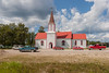 St. Thomas Anglican Church in Moose Factory 2006 August 4th.