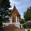 วัดบุษยะบรรพต วัดเขาต้นงิ้ว temple in Hua Hin, Thailand in August 2017