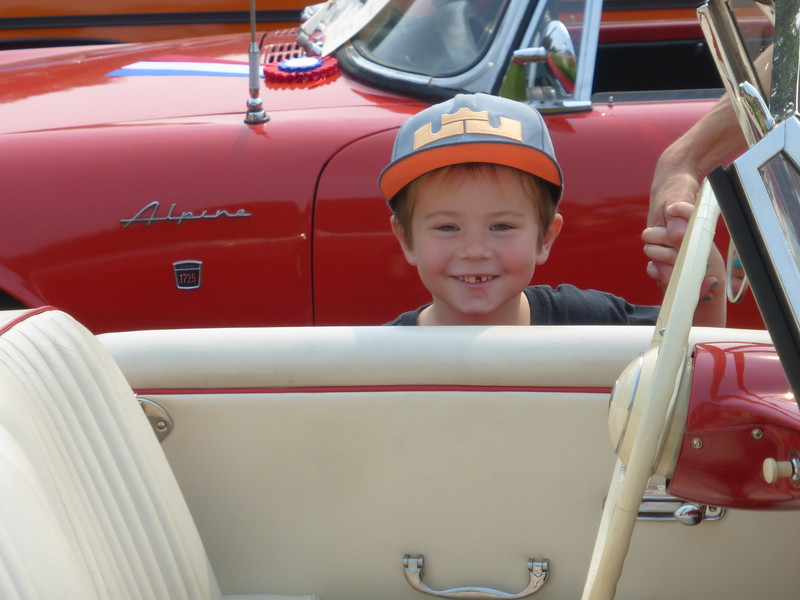 Lake Oswego Car Show