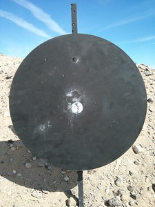 Fired two of the 175 grain SMK's at 500 yards and both hit the Bulls Eye!