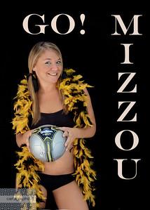 Colleen - Mizzou Cheerleader!-