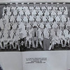 USNTC BAINBRIDGE Company 366, 1st Regiment.  1950's Photo.  Found on EBay.