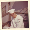 Arthur Howard Nicander - Radioman A School - USNTC BAINBRIDGE, MD. - Photo dated August 1959.  (Picked up from Internet site Together We Served).