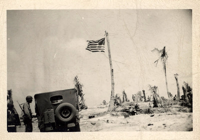 WWII Photo by Frank Gardner (Grandpa)